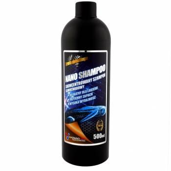 Skoncentrowany szampon samochodowy Nano Shampoo  500 ml