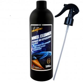 Silny i bezpieczny zasadowy preparat do mycia felg i opon, Wheel Cleaner