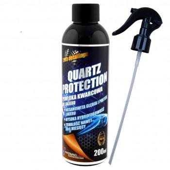 Impregnat do lakieru samochodowego Quartz Protection 200 ml